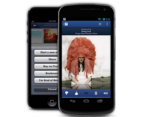 Download Pandora App Free for iPhone, Android, PC