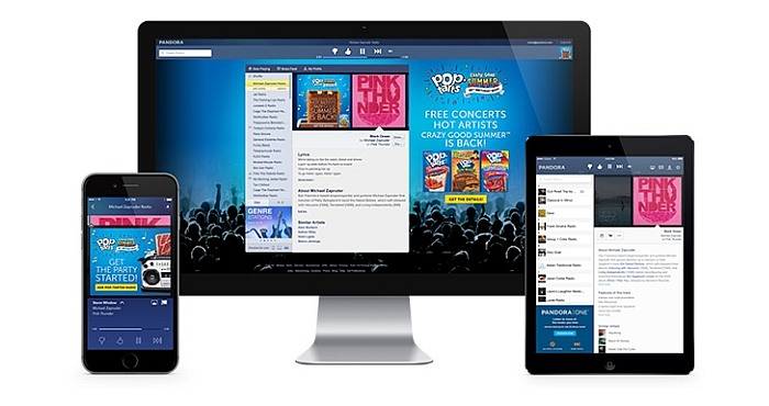 New interactive video ads for Pandora Radio App